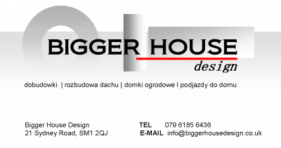 Bigger House Design