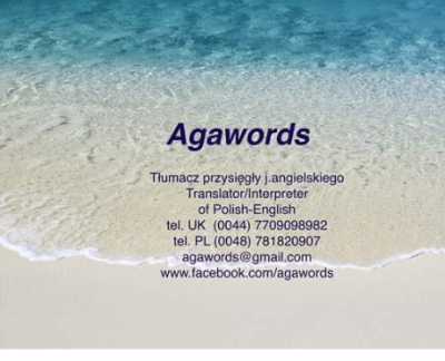 Agawords