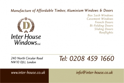 Inter House Windows Ltd